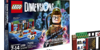 Lego Dimensions Ghostbusters: Story Pack
