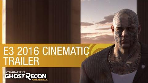 Tom Clancy's Ghost Recon Wildlands Trailer Cartel Cinematic – E3 2016 US