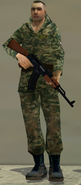 Russian Soldier 25