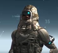 RNG-9 Hood TAN Scan