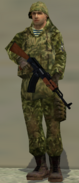 Russian Soldier 12