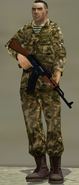 Russian Soldier 29