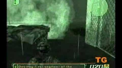 Ghost Recon 2 Walkthrough- Convoy Assault