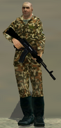 Russian Soldier 18