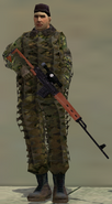 Russian Soldier 16
