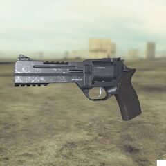 Future Soldier Chiappa Rhino 60DS 2