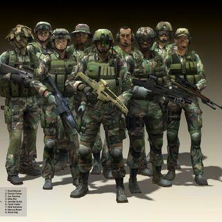 2007 Alpha Team