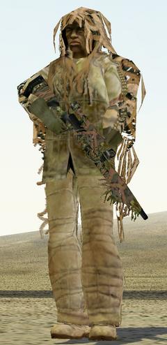 Sniper Desert
