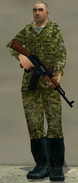 Russian Soldier 31