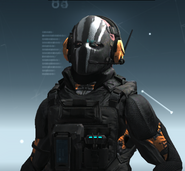 L35 Ballistic Mask HLW