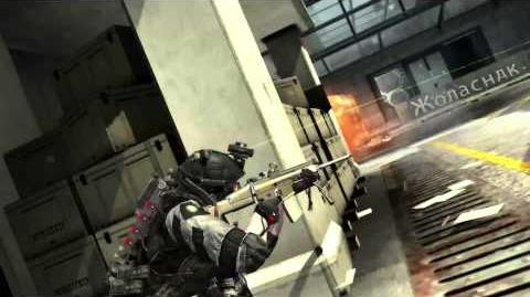 Ghost Recon Online Attica Heights, Omega Pack, firing range EN