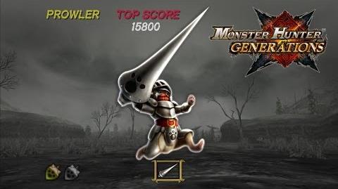 Monster Hunter Generations - Ghosts 'n Goblins Trailer