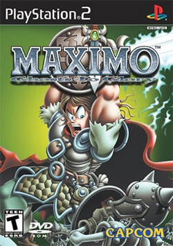 Maximo - Ghosts to Glory Coverart