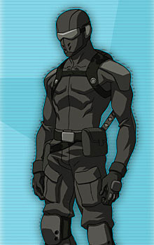 snake eyes real name