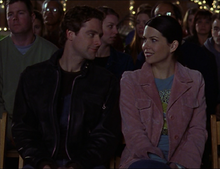 lorelai and rory age difference in dating