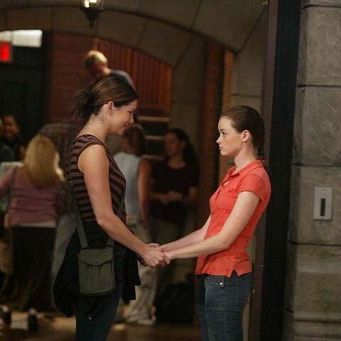 The Lorelais' First Day at Yale