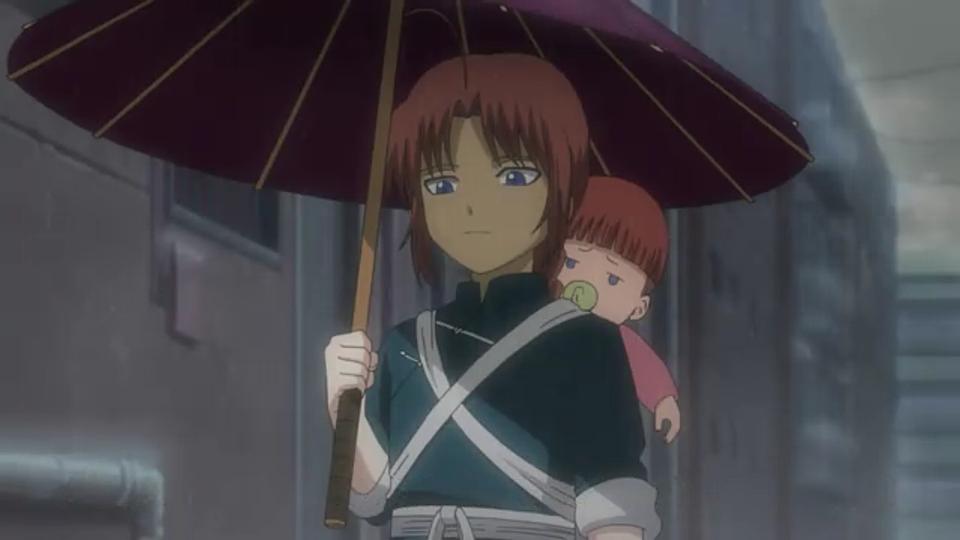 Image - Young Kamui and Baby Kagura Episode 325.png ...