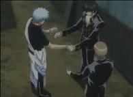 Handcuffed by a sadist
