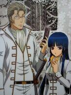 Sasaki Isaburo and Imai Nobume