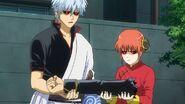 Gintoki and Kagura Episode 267