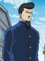 Umibozu transfer student