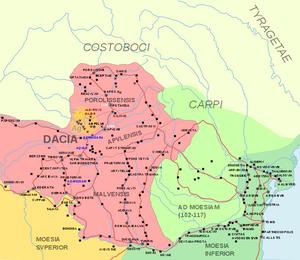 Roman Dacia