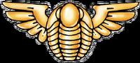 Winged-trilobite
