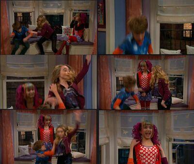 Rumble in Riley's Room