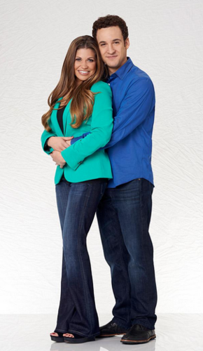 Cory And Topanga Girl Meets World