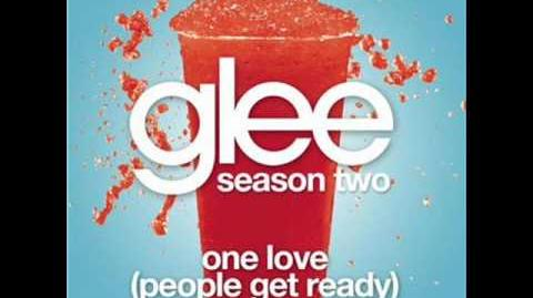 Glee - One Love (Acapella)