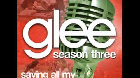 Glee - Saving All My Love For You (Acapella)