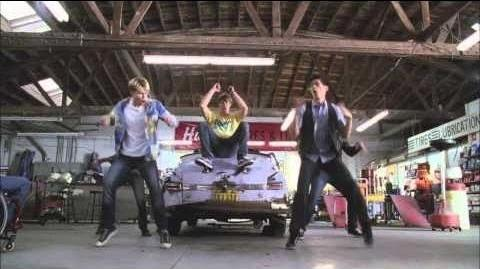 GLEE - Greased Lighting (Full Performance) (Official Music Video)