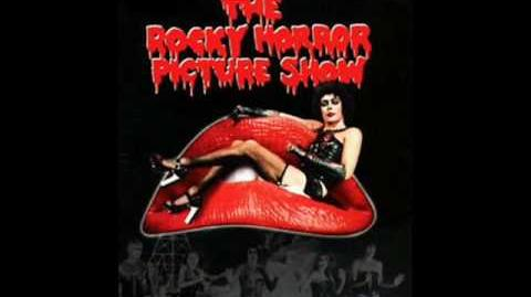 Rocky Horror Picture Show - Touch-A, Touch-A, Touch Me
