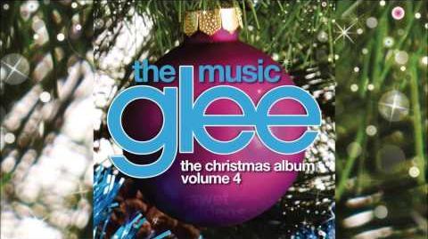 The Chipmunk Song - Glee Cast HD FULL STUDIO *THE CHRISTMAS ALBUM VOL. 4*