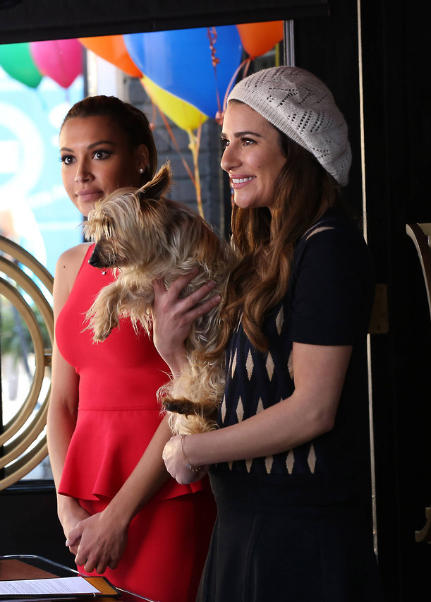 Rachel-Santana Relationship | Glee TV Show Wiki | FANDOM