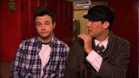 GLEE - Behind The Scenes - 'Props' airs May 18th-1