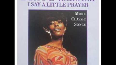 I say a little prayer Dionne warwick