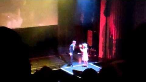 Dammit Janet Rocky Horror Tribute (Lea Michele Matt Morrison)