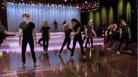"Full Performance of ""Footloose"" from ""Girls (and Boys) On Film GLEE"