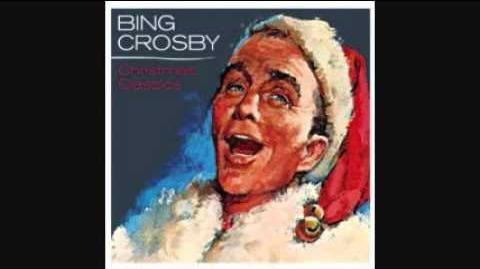 WHITE CHRISTMAS - Bing Crosby