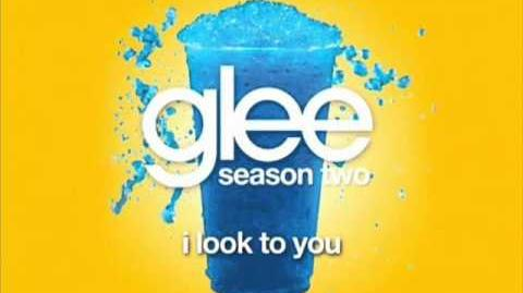 Glee - I Look To You (Acapella)
