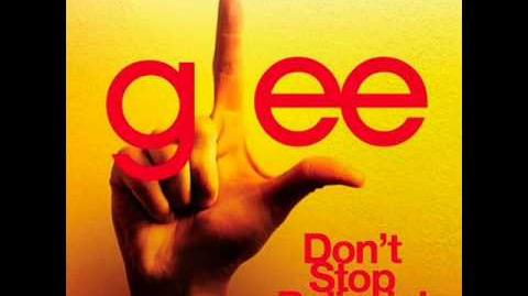 Glee - Don't Stop Believen' (Acapella)