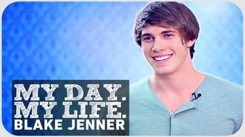 Blake Jenner - My Day. My Life.
