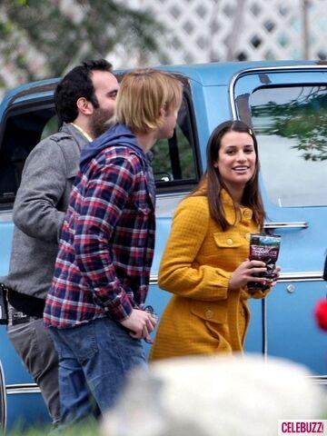 File:Lea-Michele-with-Chord-Glee-2-435x580.jpg
