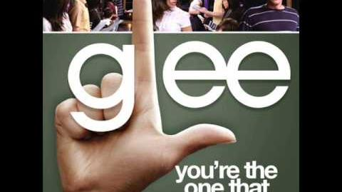 You're The One That I Want Glee Version (Finchel) Complete.wmv
