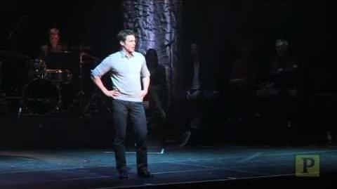 Jonathan Groff - Anything Goes
