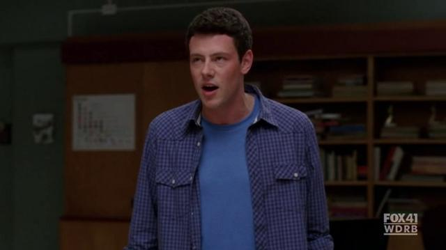 Glee - Losing my religion (Full scene)