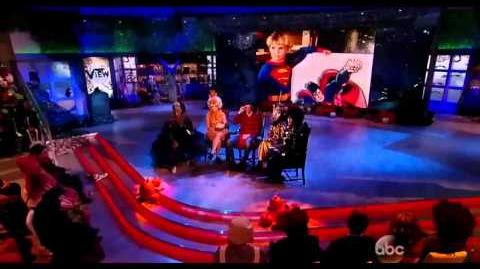 Грант Гастин в ток-шоу «The View»