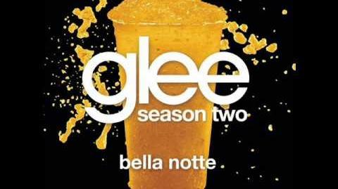 Glee - Bella Notte (Acapella)