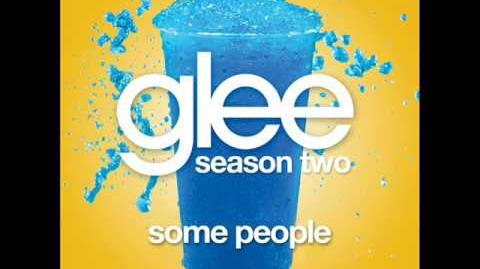 Glee Some People Acapella